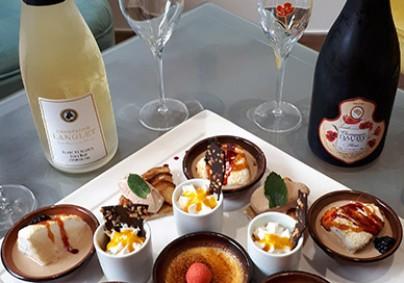 Desserts O' Petit Pavé - Restaurant à Serris 77