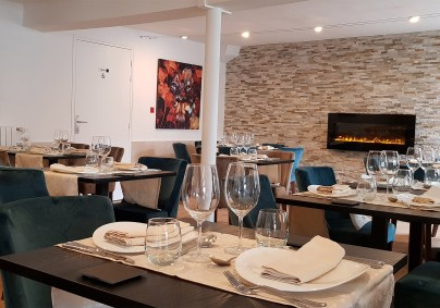 Salle O' Petit Pavé - Restaurant à Serris 77